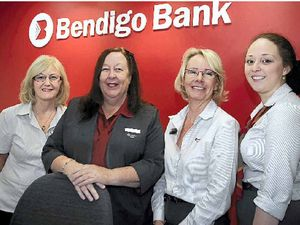 Bendigo branch out