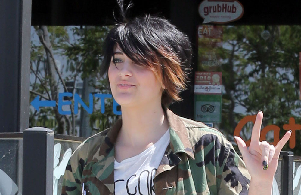 Paris Jackson is said to be set to leave boarding school over Christmas so she can be with on vacation with her family in Hawaii, who reportedly don't want her to get