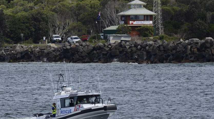 Marine Rescue vessel