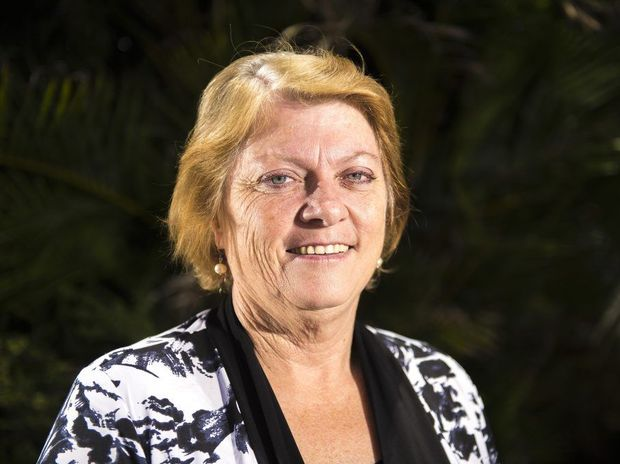Member of the Queensland Parliament for Gladstone Liz Cunningham.