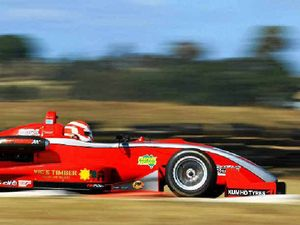 Red hot racer is on the lookout for a new club