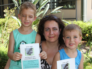 New brochure to educate our community about bats