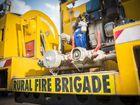File photo: rural fire brigade truck
