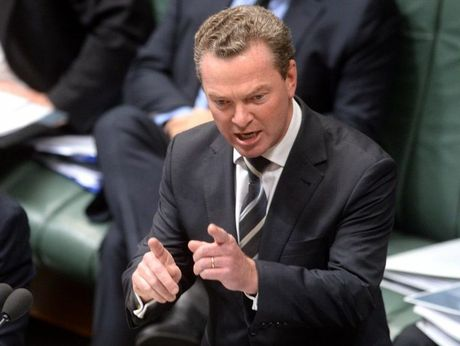 Former Education Minister Christopher Pyne fought for the reforms when Tony Abbott was Prime Minister.