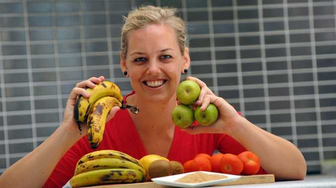 Nutritionist Elise Dulhunty from Elise Nutrition in Meridan Plains, says when it comes to quitting sugar or not, your best bet is to go back to natural sugars, such as in fruit, and keep it simple. Photo: Iain Curry / Sunshine Coast Daily