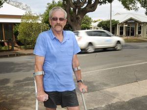 Traffic controller calls for sanity after shocking injuries