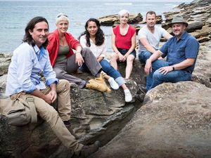 Australian coastline in the spotlight