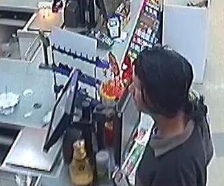 Police have released this image of a man they want to talk to in relation to an armed robbery in Morayfield.