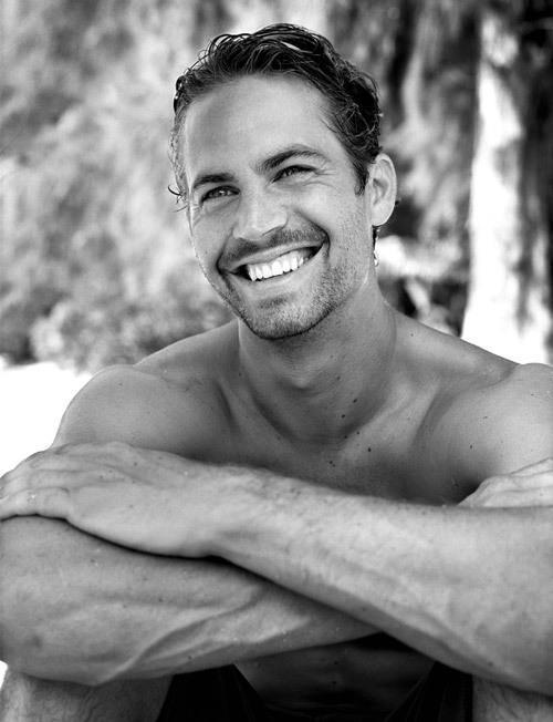 Fast & Furious 7 star Paul Walker who was killed late last year in a high speed car crash