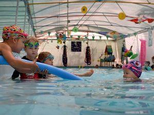 Warning of wading pool risk