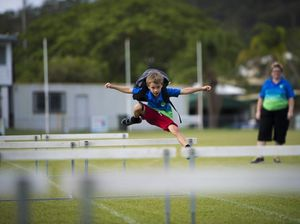 Little athletes jump at chance to get ready for pentathlon