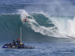 Lennox surfer survives to world cup semis before elimination