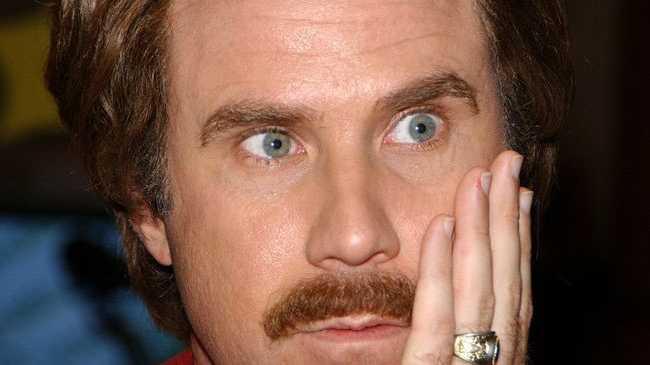 Will Ferrell as Ron Burgundy