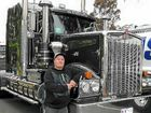 BIG DREAMER: Beau Sanders – on P's and entrusted with $225,000 of Black Beauty.