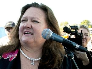 Gina Rinehart quits Network Ten board