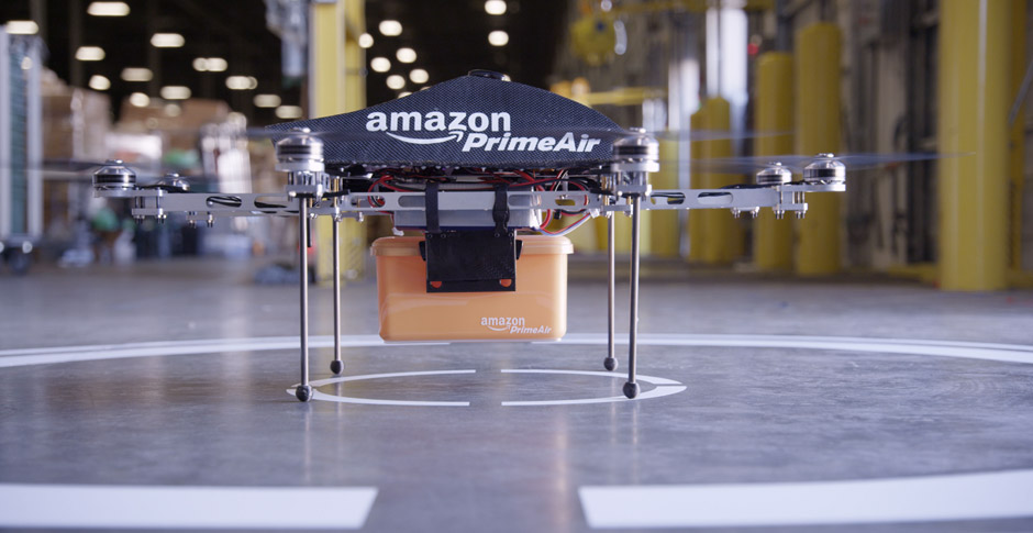 The Amazon PrimeAir