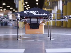 Bye-bye posties - packages could be delivered by drone