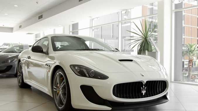 Amazing The Maserati GranTurismo MC Stradale.