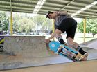 Skateboarders tired of doing council's dirty work everyday