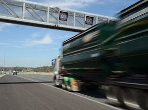Study shows speed causes nearly 15% of single truck crashes