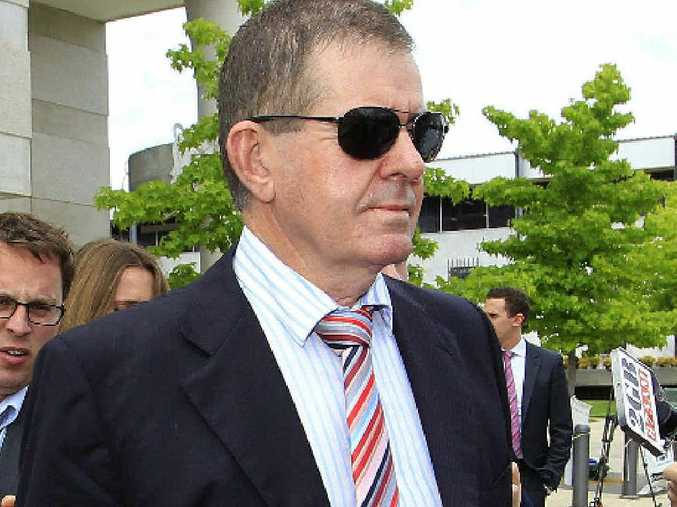 DISGRACED former MP Peter Slipper could face jail and the loss of his retirement benefits.