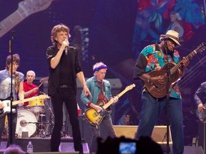 Rolling Stones to play Hanging Rock in Aussie tour