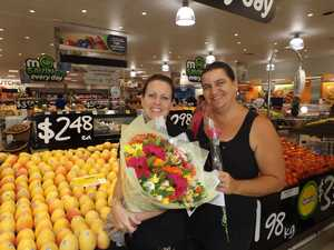 Woolworths M'boro first day of trading after revamp