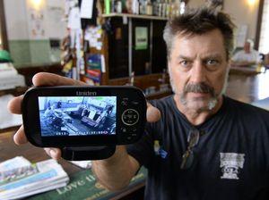Pub boss is DIY crime-buster
