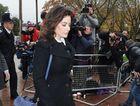 Nigella Lawson arriving at Isleworth Crown Court