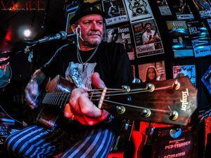 Blues performer Pop Standen coming to Ipswich