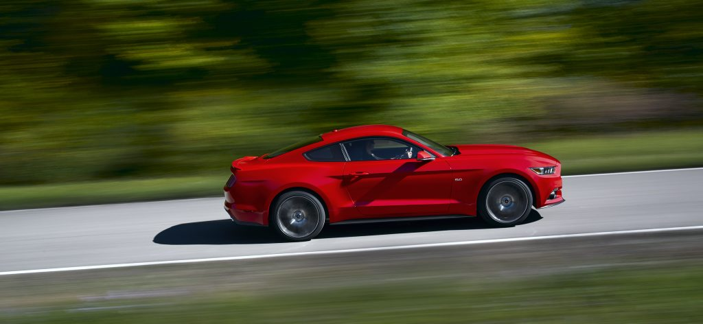 The new Ford Mustang will be officially revealed globally tonight.