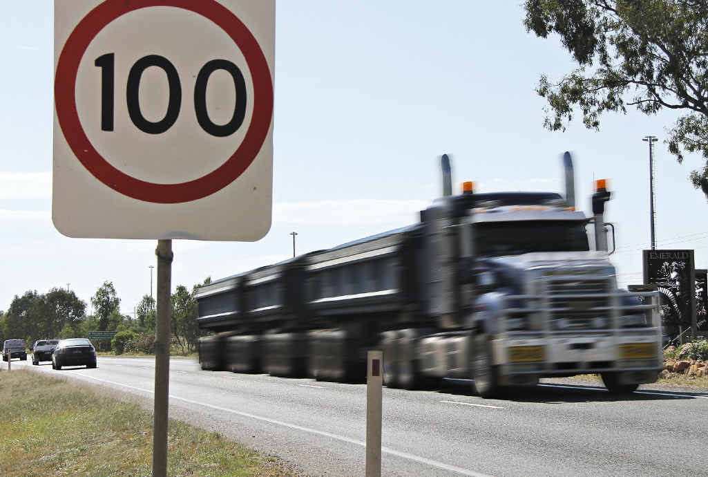 Do you think the speed limit should be dropped on some roads?