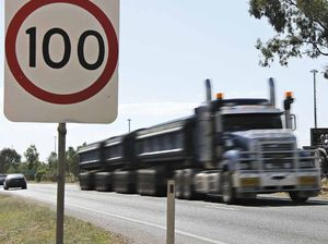 Roads minister slams LNP's Warrego Hwy speed plan