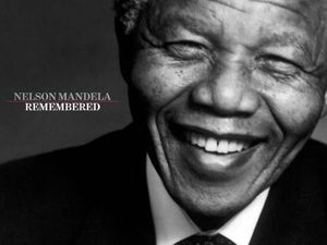 Madiba's exemplary walk to freedom