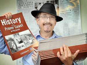 History of the Fraser Coast in Pictures a perfect Xmas gift