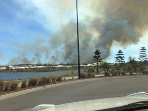 Mountain Creek fire