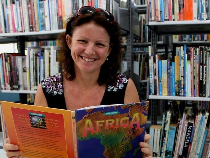 Tannum High School Teacher Cathy Hogan will climb Mount Kilimanjaro in December for her chosen charity Mission in Action Photo Contributed