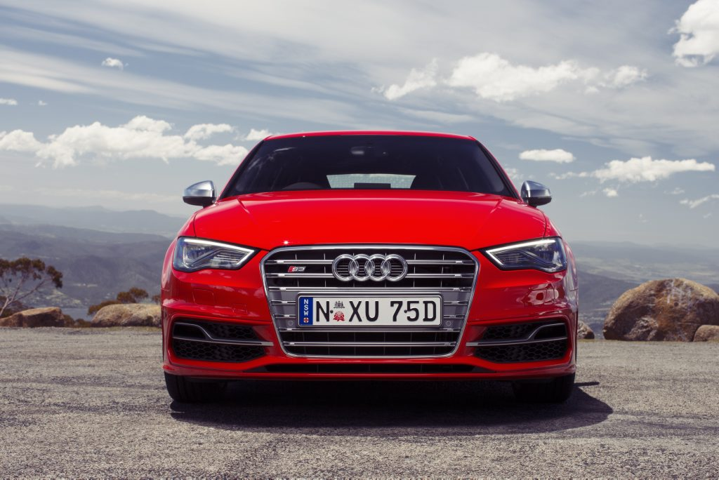 Audi has unleashed its new S3.