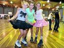GLADSTONE PCYC Roller Derby hosts its final roller disco of the year on Friday, December 13 – so prepare for a creepy Christmas celebration!