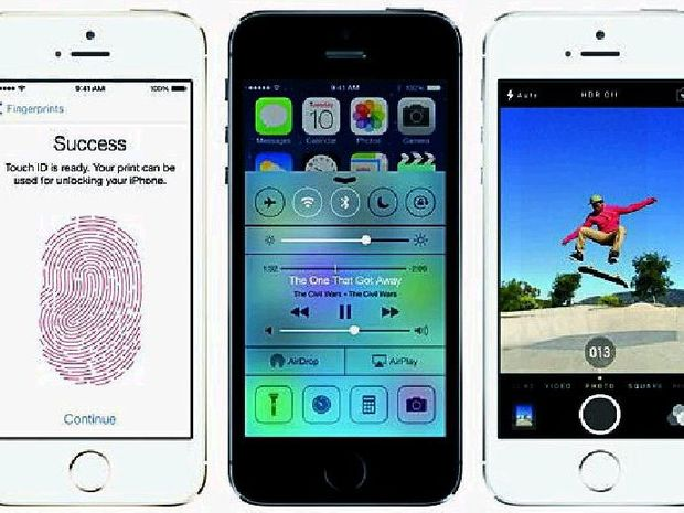 With more grunt and better apps, the iPhone 5s certainly has the wow factor.