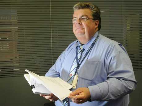 Lifeline Darling Downs and Southwest Queensland CEO Derek Tuffield.