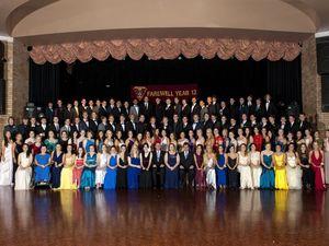The Alstonville High School formal