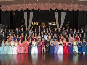 Lismore High School formal.
