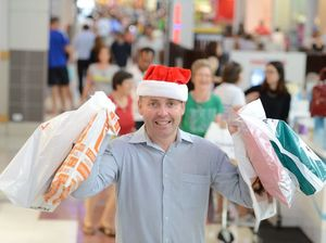 MP says shop 'til you drop in Ipswich this Christmas