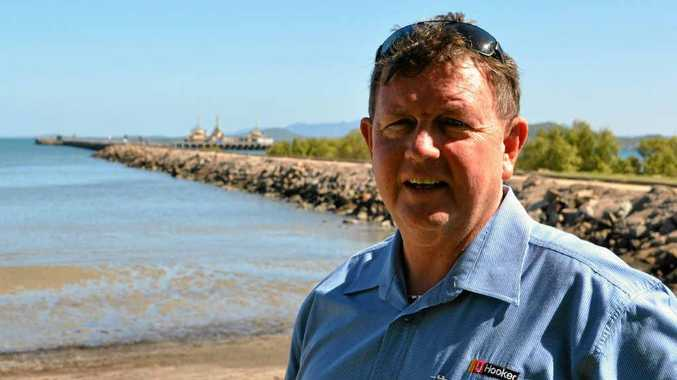 Bowen LJ Hooker principal Tony Doyle says the approval of Abbot Point is great news for the town and that the local community could move on with confidence knowing there is a booming future ahead of them.