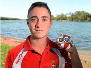 Lachlan's a force to be reckoned with on the Fitzroy River