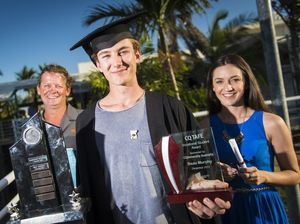 CQ TAFE graduates celebrate top achievements at ceremony