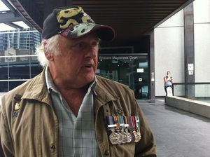 War vet unleashes on fake diggers in Anzac parade