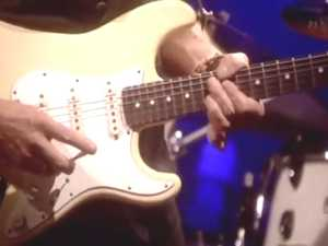 Jeff Beck - 'Cause We've Ended as Lovers