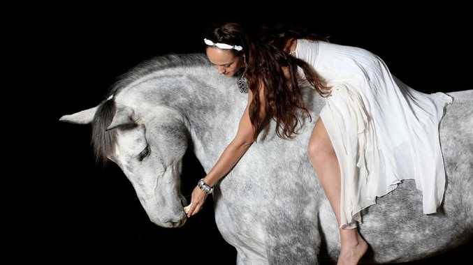 Byron Bay Equestrian Centre Presents their Equestrian Gala Spectacular Equillius this weekend.